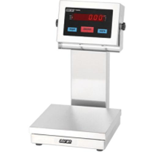 Doran 7100XL/12-C14  Legal For Trade Bench Scale with 12 x 12 inch Base and 14 inch Column 100 x 0.02 lb