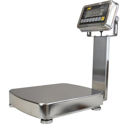 UWE PS2-30K 3-PS2-S30K-012) Industrial IP67 Bench Scale 66 X 0.01 lb