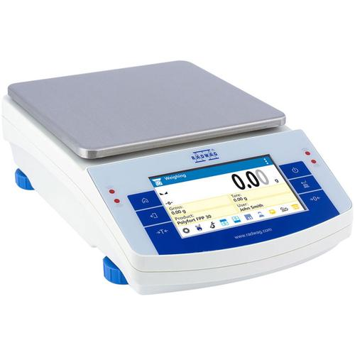 RADWAG  PS 6000.X2  Precision Balance 6000 g x 10 mg