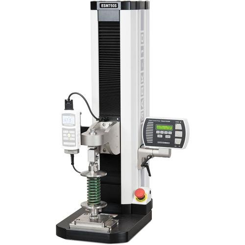 Mark-10 ESM750SLC Motorized 14.0 in Test Stand with Load Cell Mount
