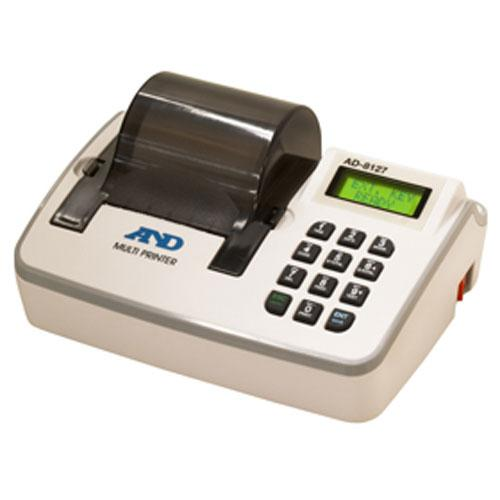 AND Weighing AD-8127 Compact Multi-Function Printer