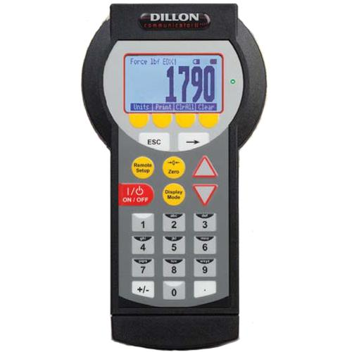 Dillon AWT05-509199 Radio/Communicator II with Backlight and Alarm for EDXtreme RED Dynamometers