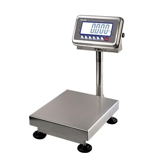 LW Measurements Tree  BWS-50 Legal for Trade Washdown SS Bench Scale 50 x 0.01 lb