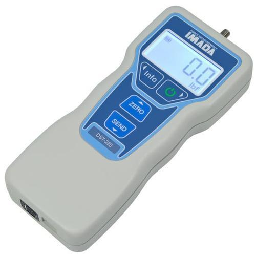 Imada DST-4 Digital Force Gauge  2 x 0.001 kgf