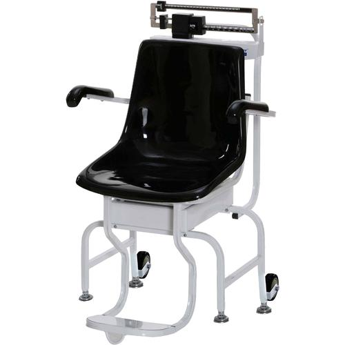 Health O Meter 445KL Mechanical Chair Scale, 440 lb x 0.2 lb
