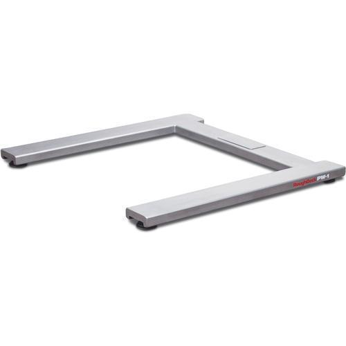 Rice Lake RoughDeck PW-1 177915 Stainless Steel 60 x 60 in Low-Profile Pallet Floor Scale  Base Only 5000 lb