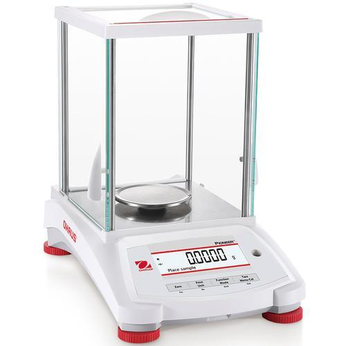 Ohaus PX225D - Pioneer PX  Analytical Balance with Internal Calibration, 82 g x 0.01 mg and 220 g x 0.1 mg