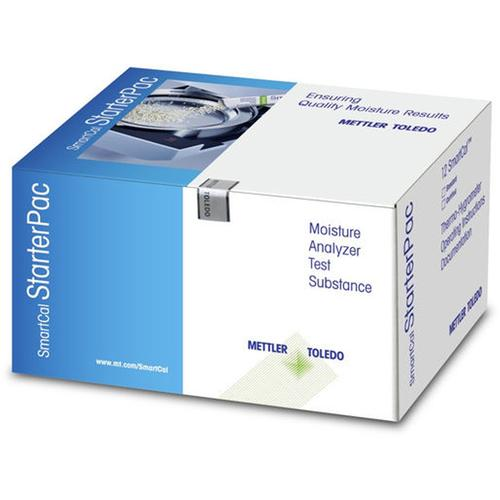 Mettler Toledo®  30005917 StarterPac SmartCal Pack of 12 Test Substance