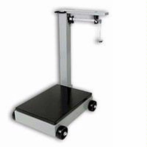 Detecto 854F-100P Mechanical Platform Scale Legal for Trade - 1000  x 0.5 lb