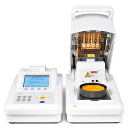 Sartorius LMA100-SET-P Infrared Moisture Analyzer with Printer 100 x 0.0001 g