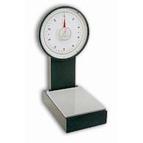 Detecto 1100DB Mechanical Platform Dial Scale Legal for Trade, 50 lb x 1 oz