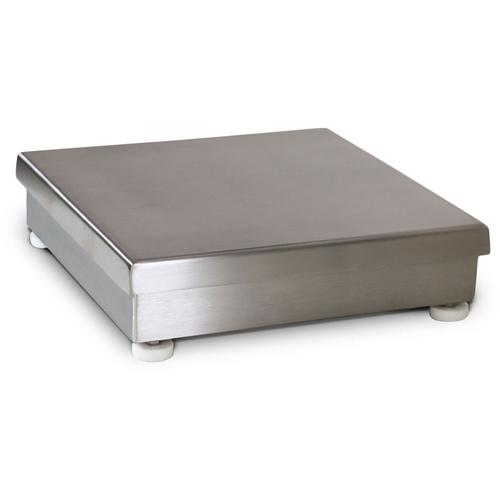 Rice Lake 35198 BenchMark SL 12 x 12 in Legal for Trade FM Approved Stainless Steel 100 lb Base Only