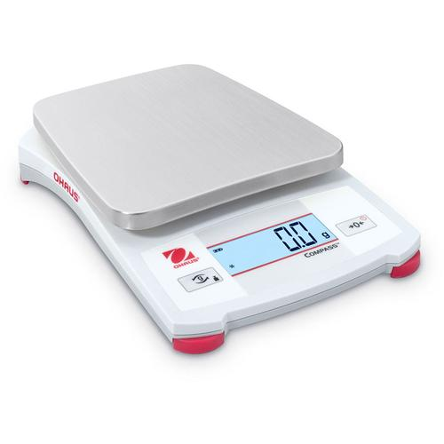 Ohaus CX-1201 (30428201) Compass CX Compact Scale, 1200 g x 0.1 g