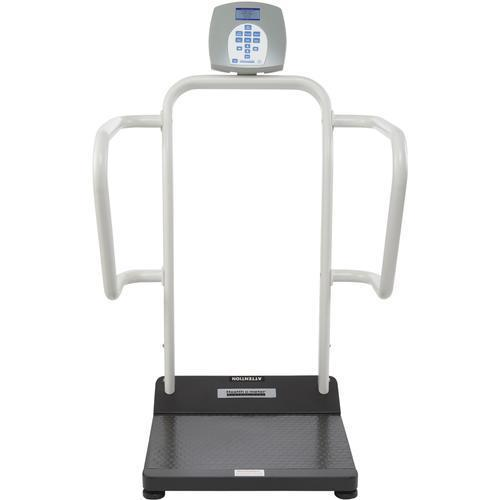 Health O Meter 1100KG-BT Digital Handrail Scale with built-in Pelstar wireless technology KG Only 454 x 0.1 kg