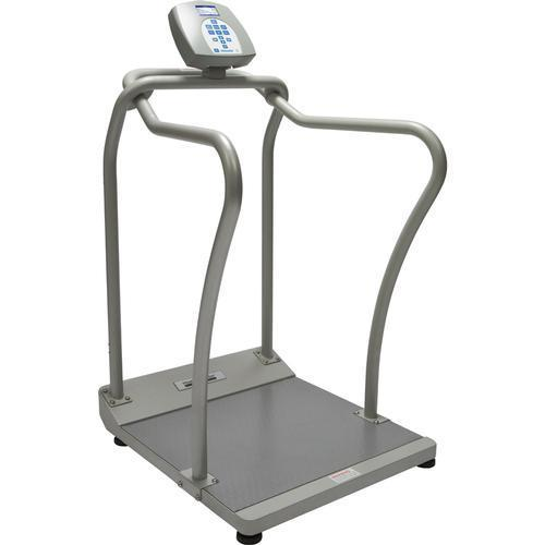 Health O Meter 2101KG-BT Digital Handrail Scale with Built-in Pelstar Wireless Technology KG Only 454 x 0.1 kg
