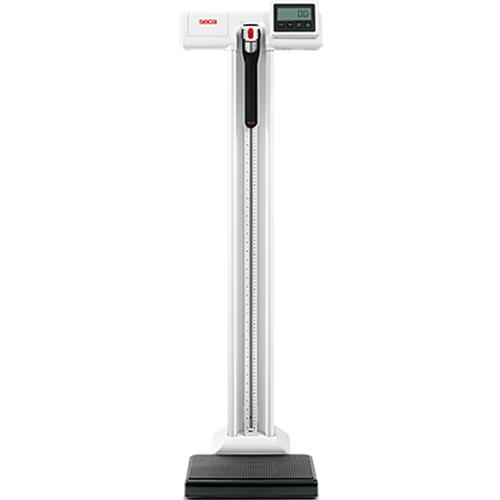 Seca 777 Digital column scale with eye-level display 550 x 0.2 lb