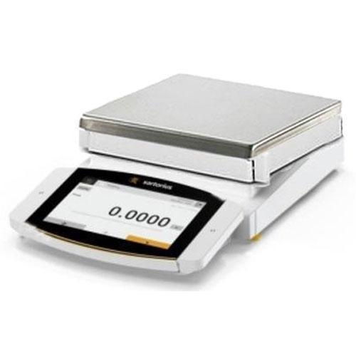 Sartorius MCA6202P-2S00-0 Cubis-II Precision Balance - Toploading 8.11 x 8.11 inch pan 1500 x 0.01 g and 3000 x 0.02 g and 6200 x 0.05 g
