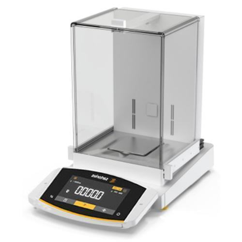 Sartorius MCE5202S-2S00-A Cubis-II Precision Balance - Automatic Draft Shield with Learning Function 5200 g x 0.01 g