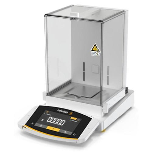 Sartorius MCE5202S-2S00-I Cubis-II Precision Balance - Automatic draft shield with Ionizer 5200 g x 0.01 g