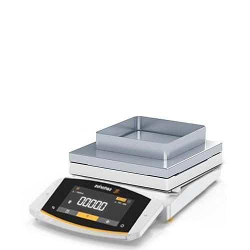 Sartorius MCE5202S-2S00-R Cubis-II Precision Balance -Removable, flat draft shield 5200 g x 0.01 g