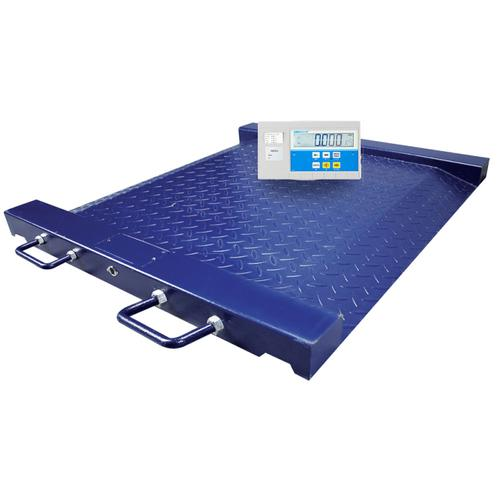 Adam Equipment PTM-500-AE503 Drum Wheelchair Printing Scale (AE503 Indicator), 1100 x 0.2 lb
