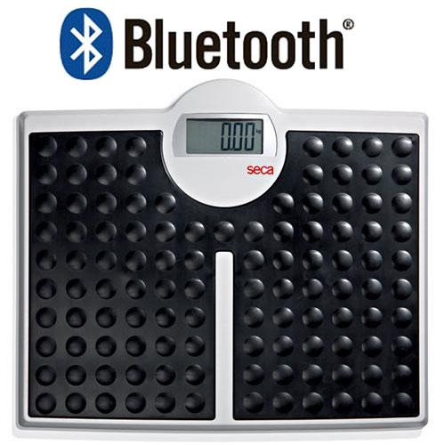 Seca 813 Robusta High Capacity Digital Floor Scale with Bluetooth 440 x 0.2 lb