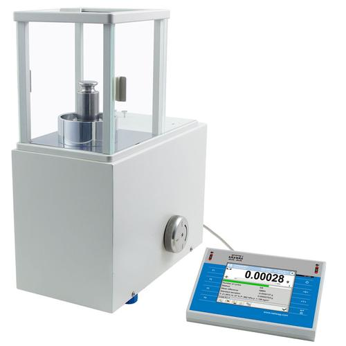 RADWAG WAY 500.4Y.KO Class-leading manual mass comparator 520 g x 0.01 mg