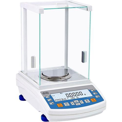 RADWAG AS 82/220.R2 Analytical Balance with WiFi Legal for Trade 82 g x 0.01 mg and 220 g x 0.1 mg