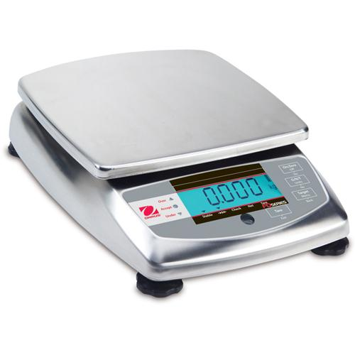 Ohaus FD6 Portion Control Scale Legal for Trade, 15 x 0.002 lb