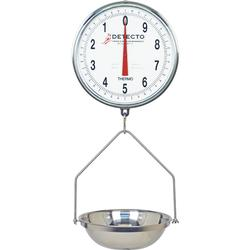 Detecto T3530 Fish / Vegetable Pan Hanging Scales  - Legal for Trade
