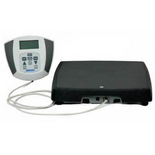 HealthOMeter 752KL Digital Medical Scale with Remote Display, 600 x 0.2 lb
