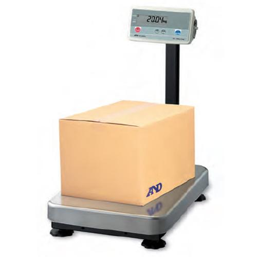 AND Weighing FG-60KALN Platform Scale, 150 x 0.05 lb, NTEP