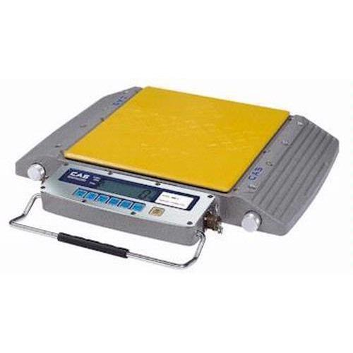 CAS RW-05L Wheel Weighing Scale, 10000 x 5 lb