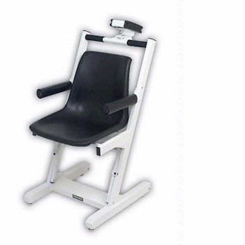 Detecto 6875 Euro Chair Scale, 400 lb x 0.2 lb