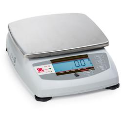 Ohaus V51P6 Valor 5000 Digital Scale, 15 lb x 0.002 lb