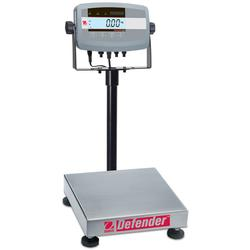 Ohaus D51P25QR1 Defender 5000 Bench Scales Square Legal for Trade, 50 lb x 0.005 lb