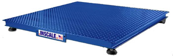 Low Profile Electronic Floor Scales -<br /> Legal for Trade - Made In USA