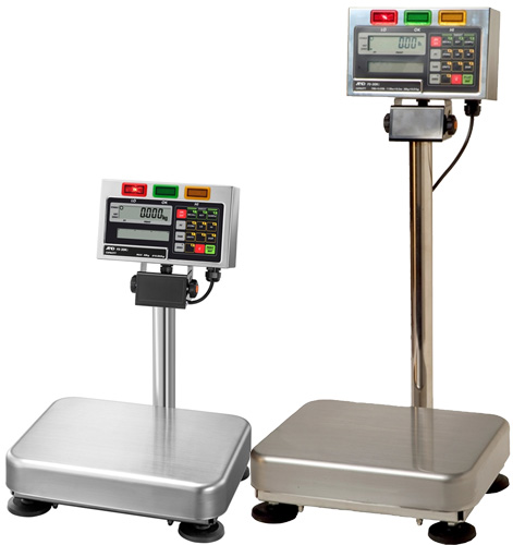 AND Weighing FS-i Series Checkweighing Scales