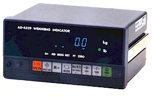 AND AD-4329 Digital Scale Indicators
