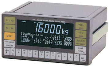 AND AD-4402 Digital Scale Indicators