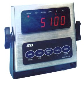 AND AD-5100 Digital Scale Indicators
