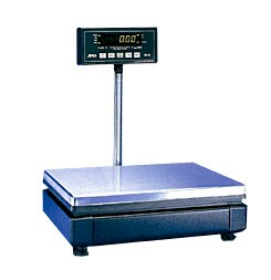 AND Weighing SBR Series Digital Bench Scales