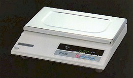 CAS D-Type Electronic Weighing Scale are simple to use yet highly accurate and precise