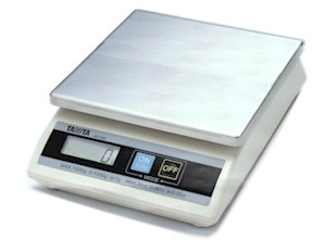 Tanita KD-200 portable electronic scales