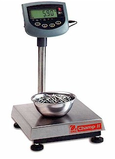 Ohaus Champ 2 Electronic Digital Industrial weighing scales